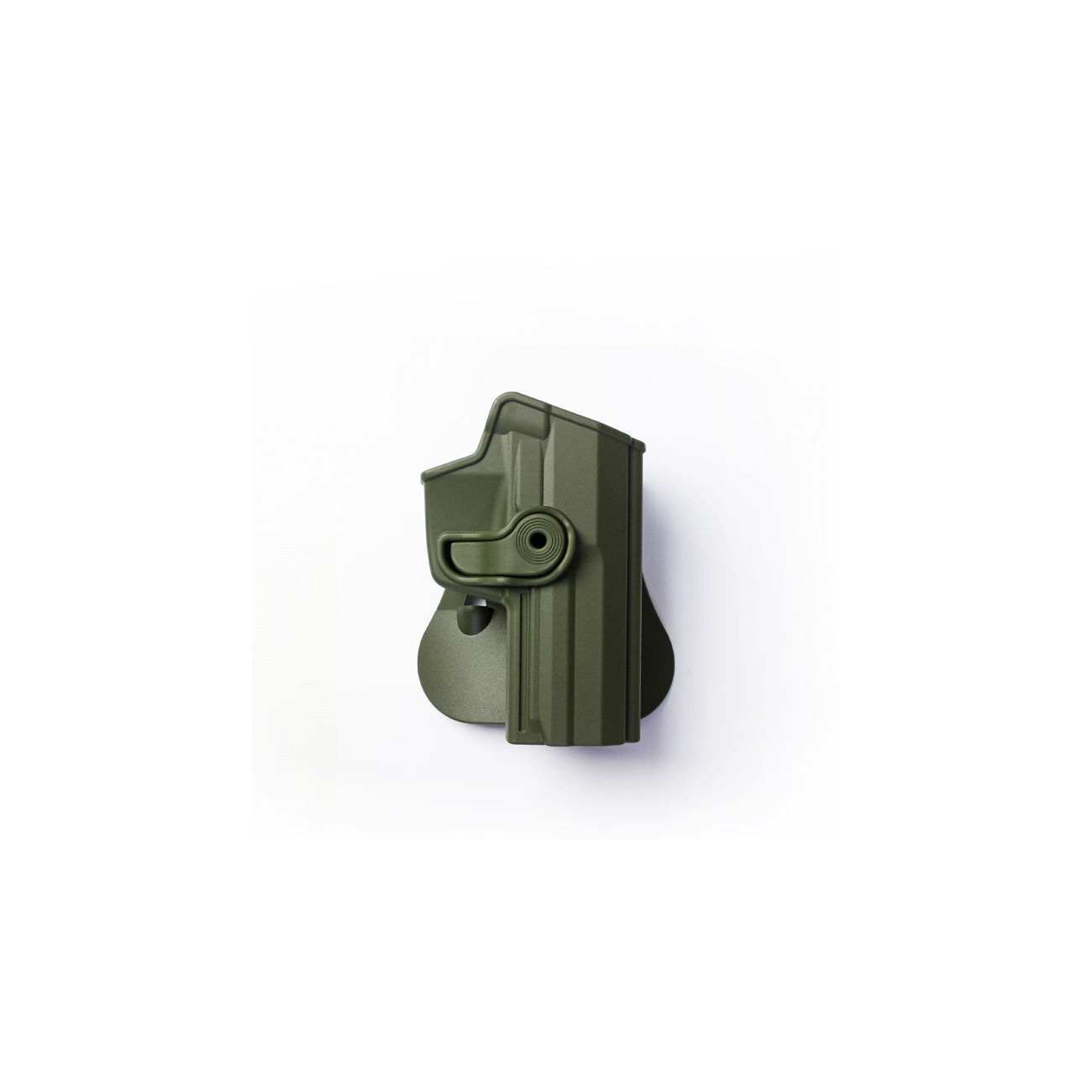 IMI Defense Level 2 Holster Kunststoff Paddle für H&K USP .45 OD 0