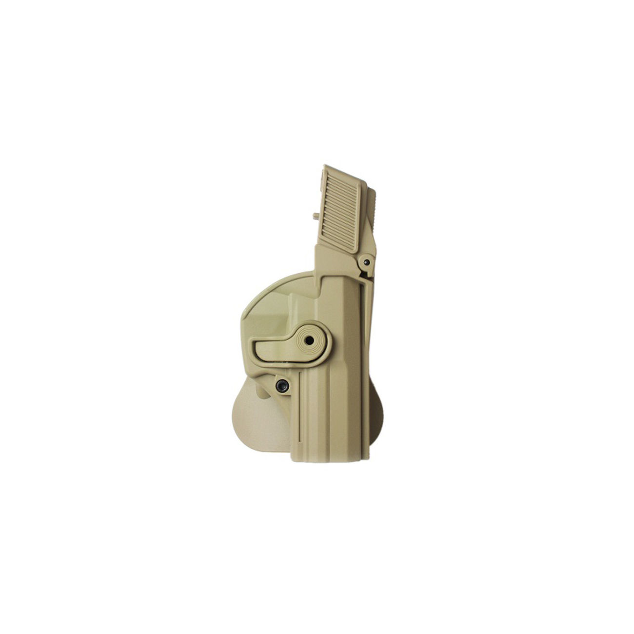 IMI Defense Level 3 Holster Kunststoff Paddle für H&K USP Compact tan 0