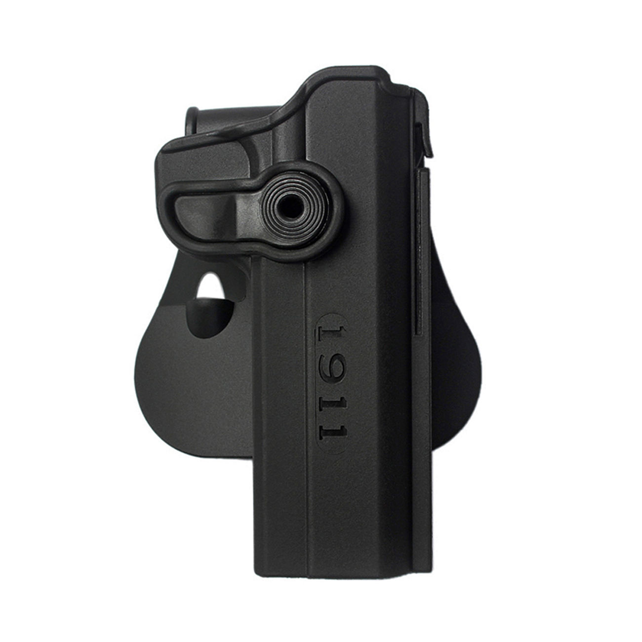 IMI Defense Level 2 Holster Kunststoff Paddle für 1911 Modelle schwarz 0