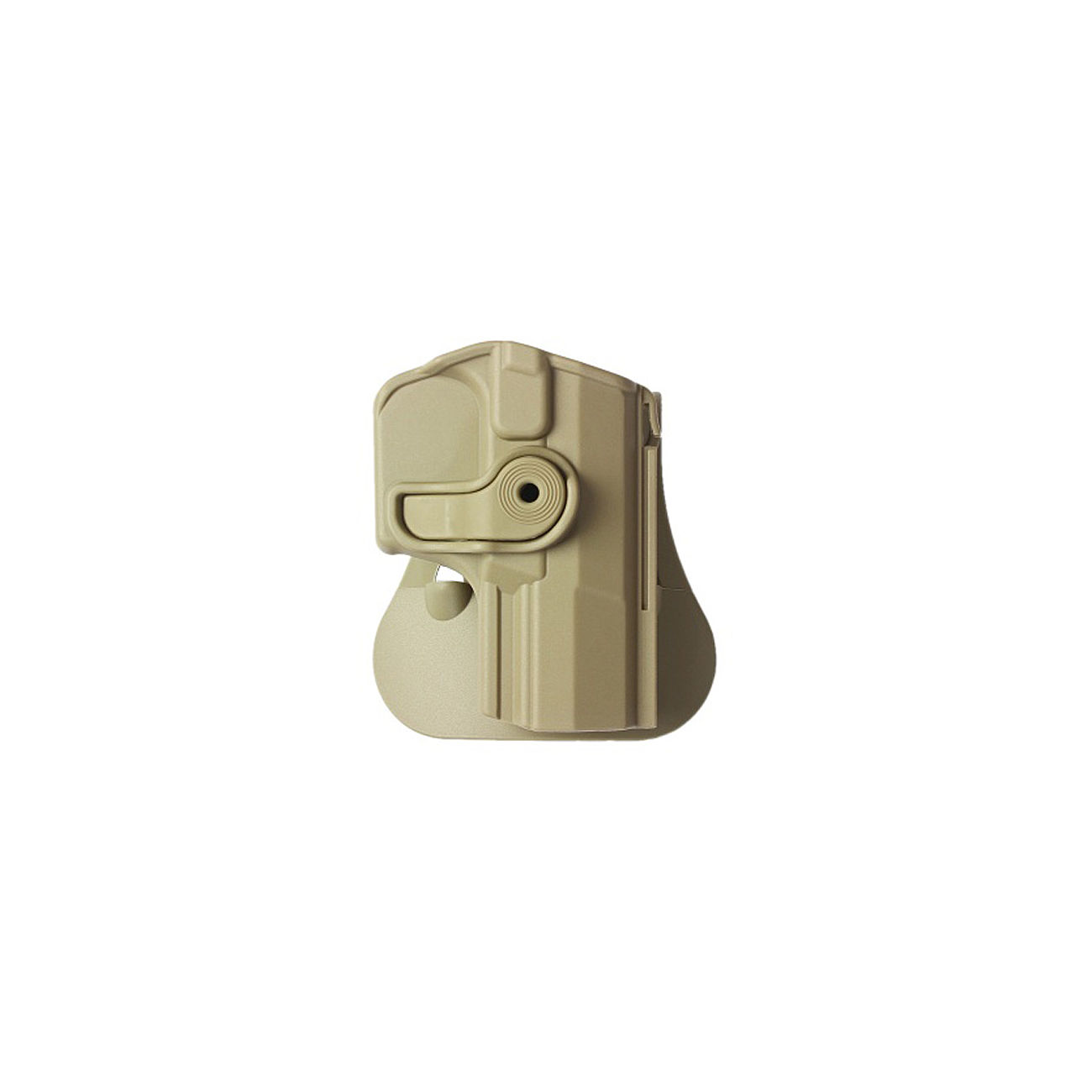 IMI Defense Level 2 Holster Kunststoff Paddle für Walther P99 tan 0