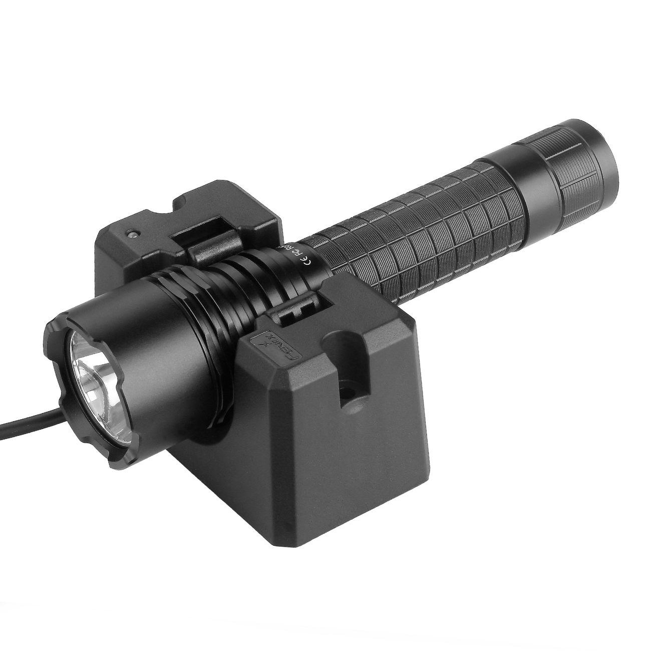 fenix led taschenlampe rc20 1000 lumen schwarz kotte. Black Bedroom Furniture Sets. Home Design Ideas