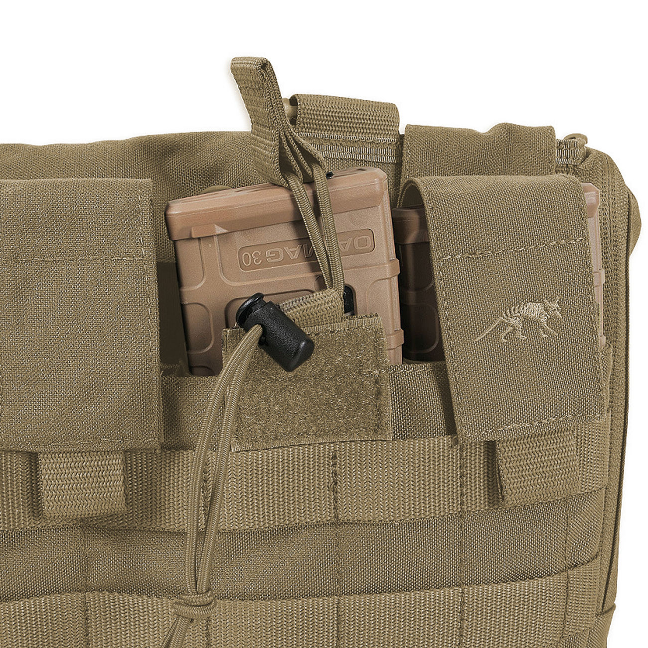 TT Bel Set für TT Chest Rig MKII khaki 1