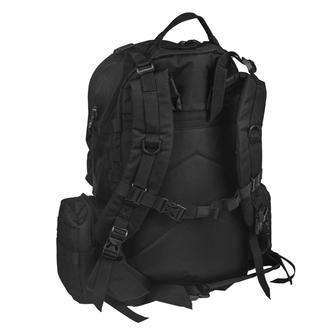 Mil-Tec Rucksack Defense Pack Assembly 36 ltr. schwarz 1
