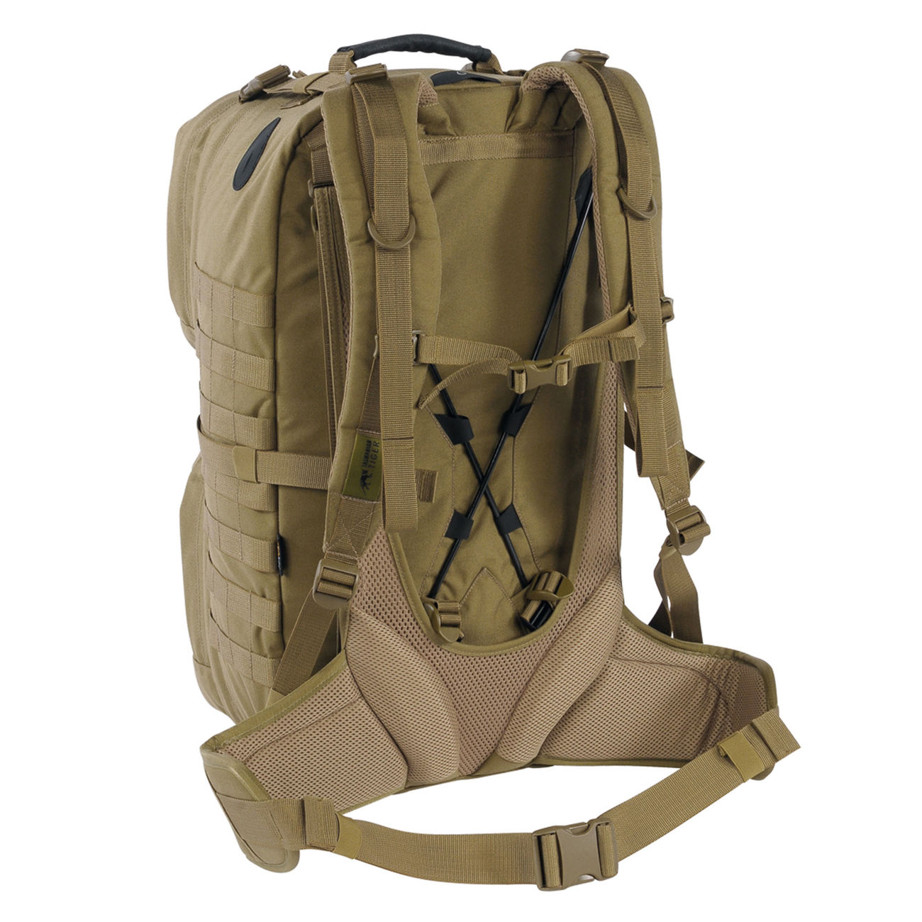 TT Rucksack Bug Out Pack khaki 1