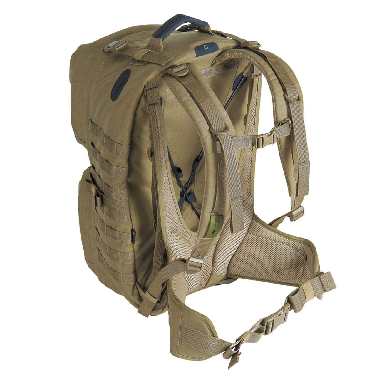 TT Rucksack Bug Out Pack khaki 2
