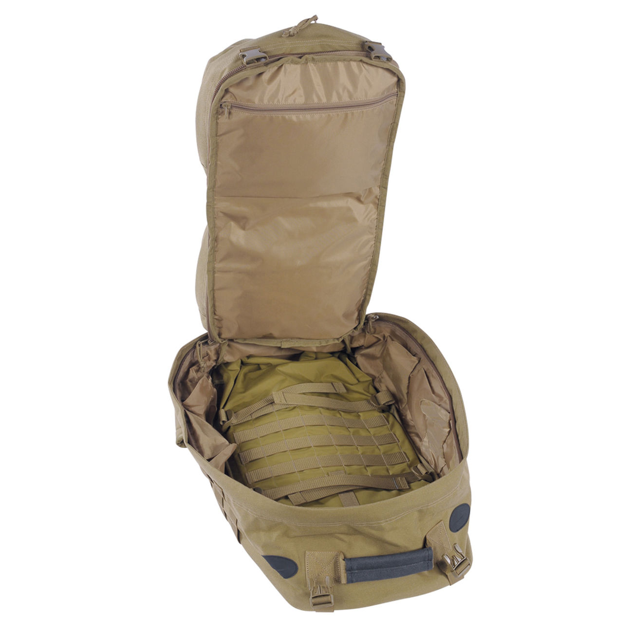 TT Rucksack Bug Out Pack khaki 3
