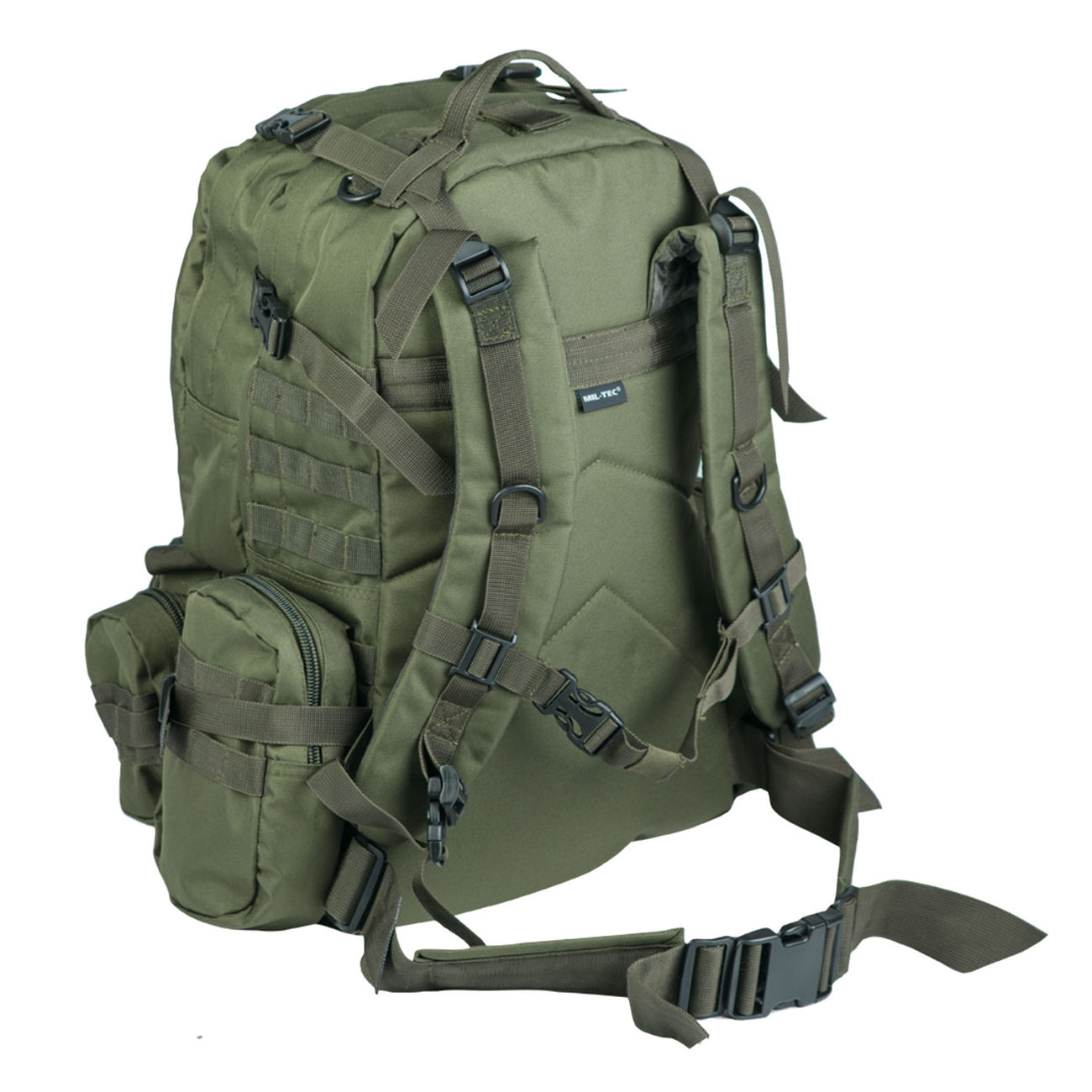 Mil-Tec Rucksack Defense Pack Assembly 36 ltr. olive 1