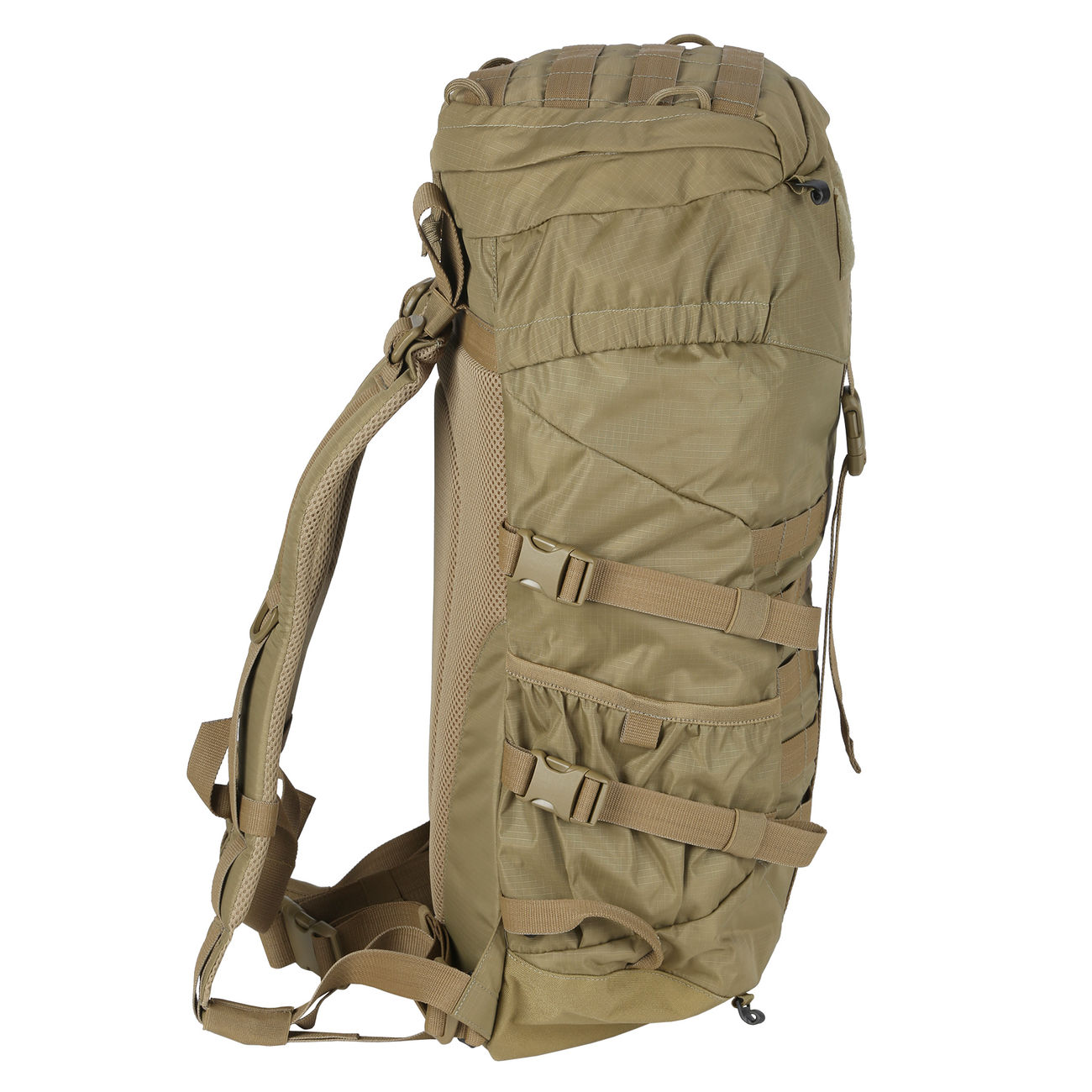 TT Rucksack Trooper Light Pack 35 khaki 2