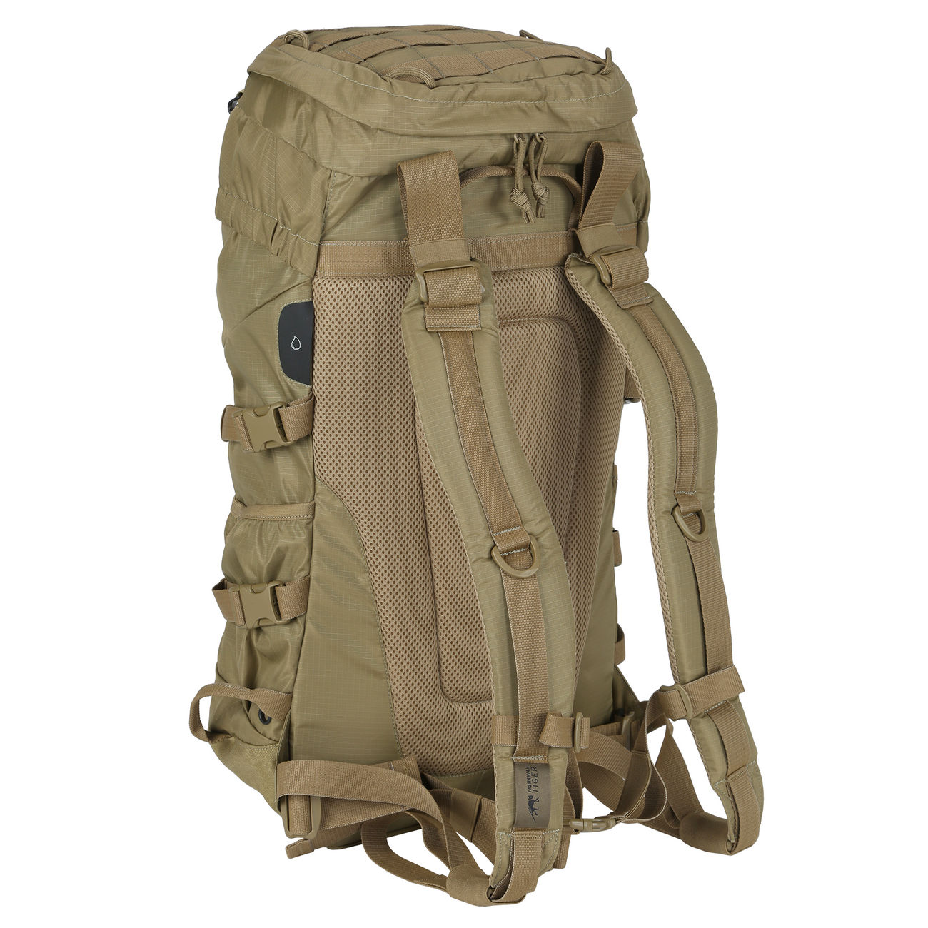 TT Rucksack Trooper Light Pack 35 khaki 3
