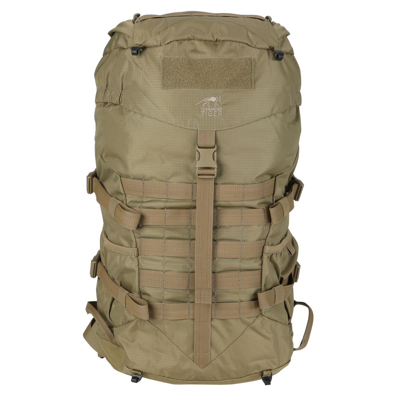 7742349dc91dd Tasmanian Tiger Rucksack TT Trooper Light Pack 35 Liter khaki