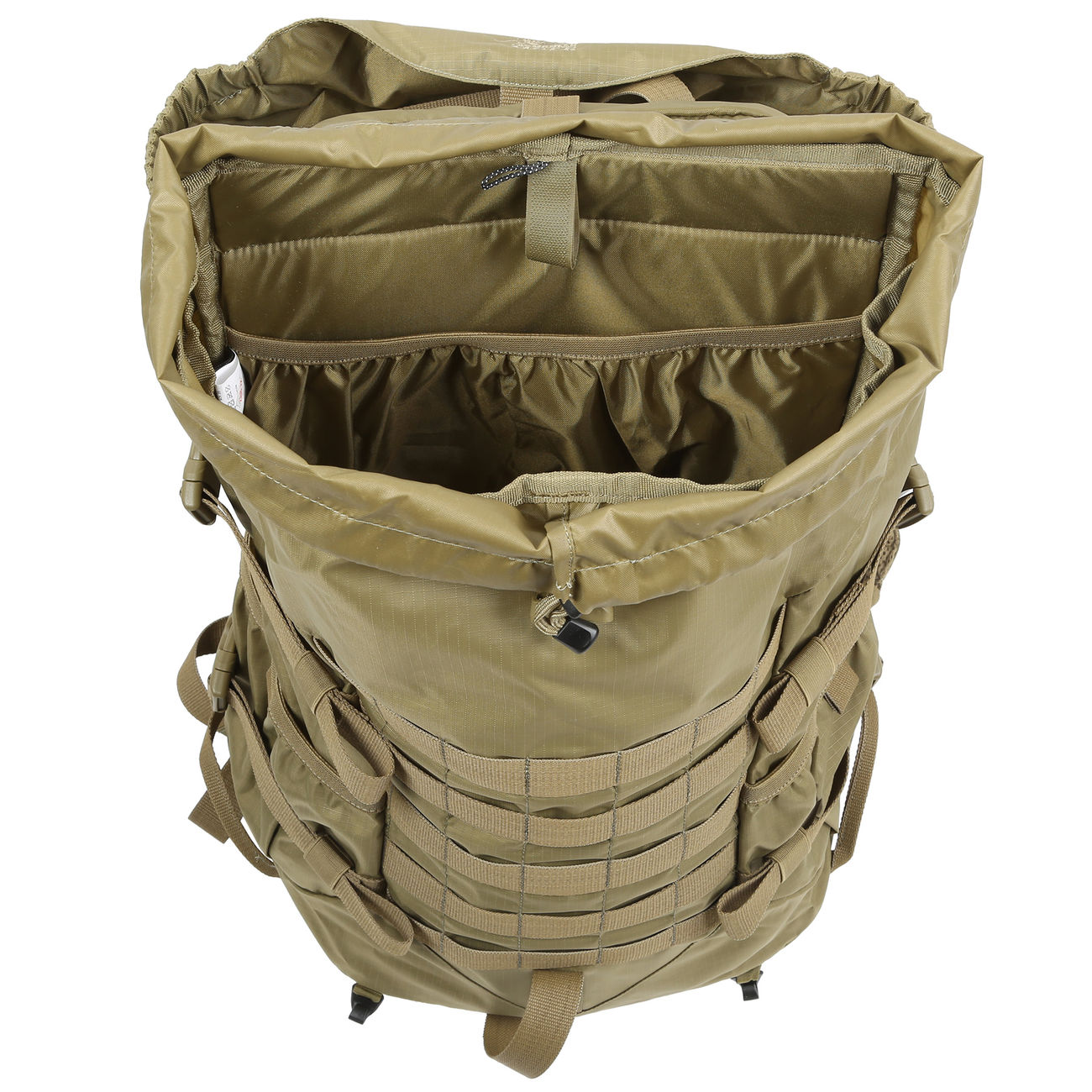 TT Rucksack Trooper Light Pack 35 khaki 6