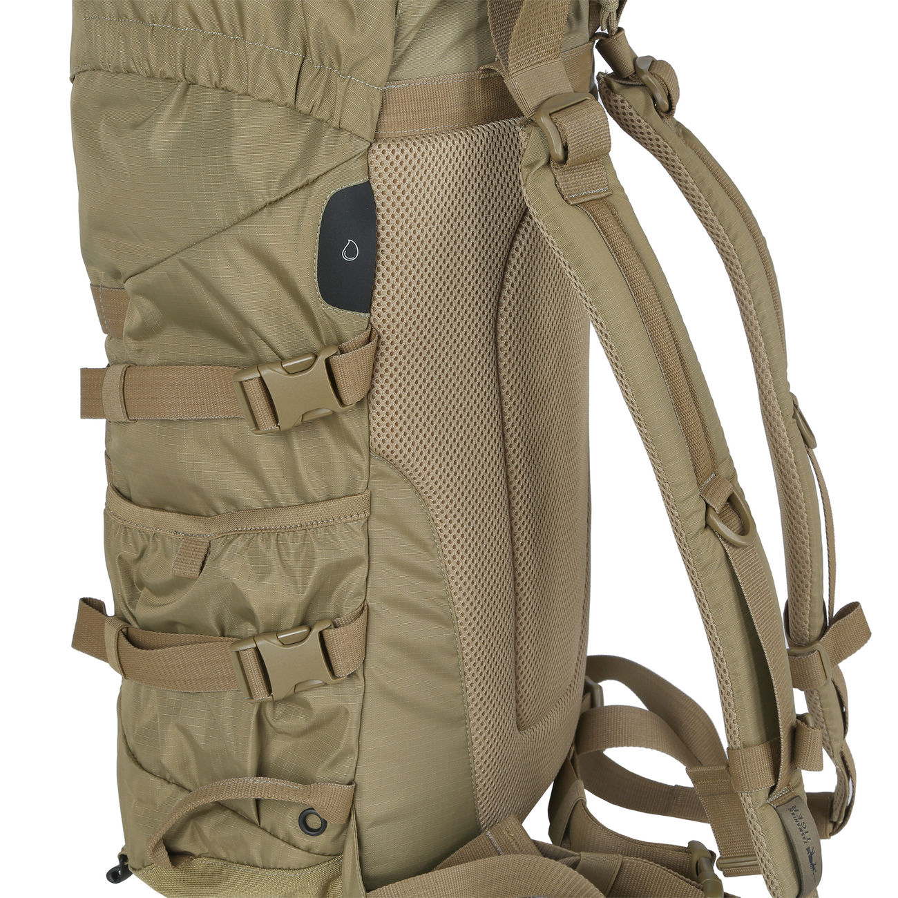 TT Rucksack Trooper Light Pack 35 khaki 8