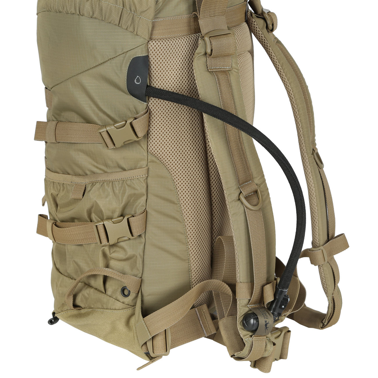 TT Rucksack Trooper Light Pack 35 khaki 9