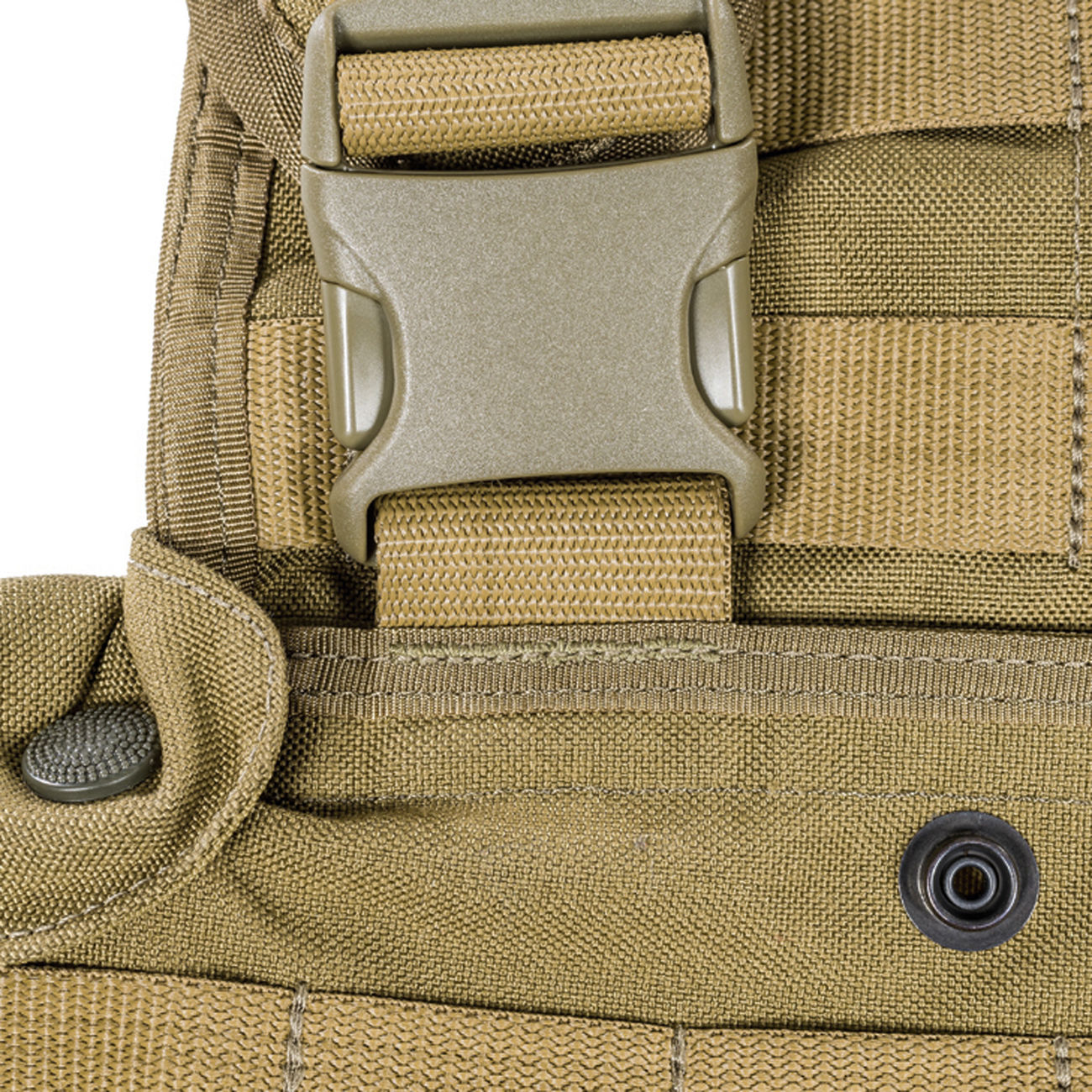 TT Chest Rig Modular coyote brown 4