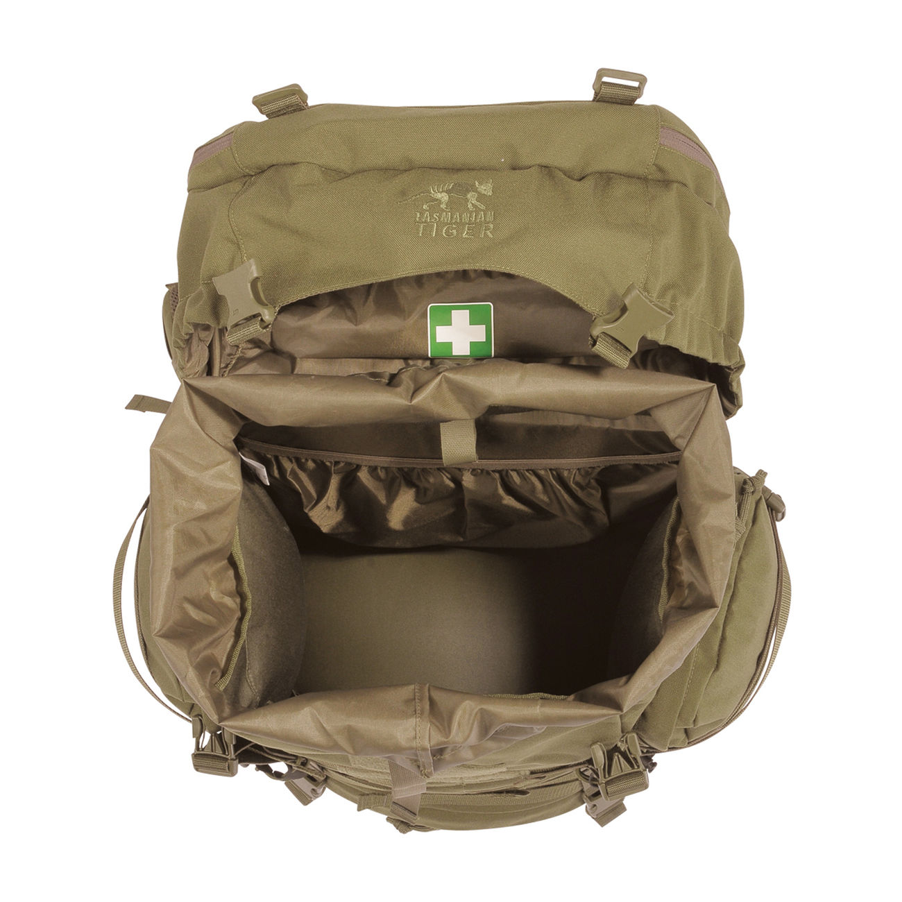 TT Rucksack Raid Pack MK III coyote brown 3