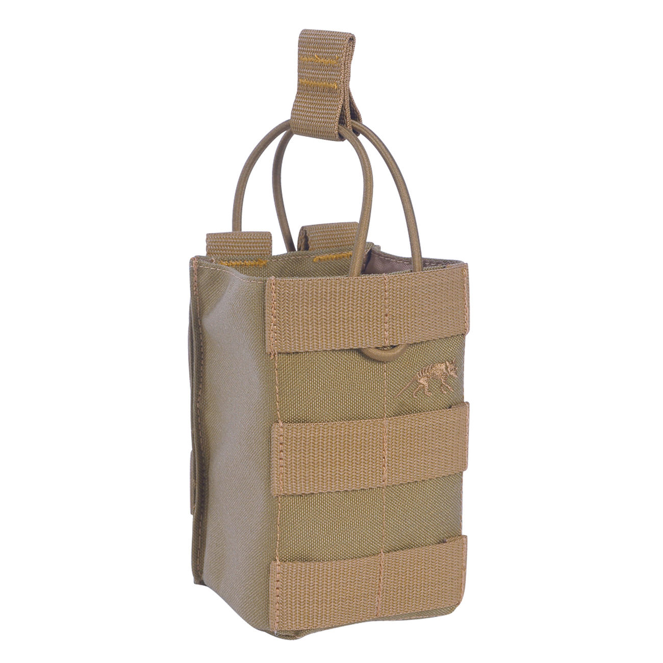 TT Magazintasche DBL Mag Pouch BEL coyote brown 0