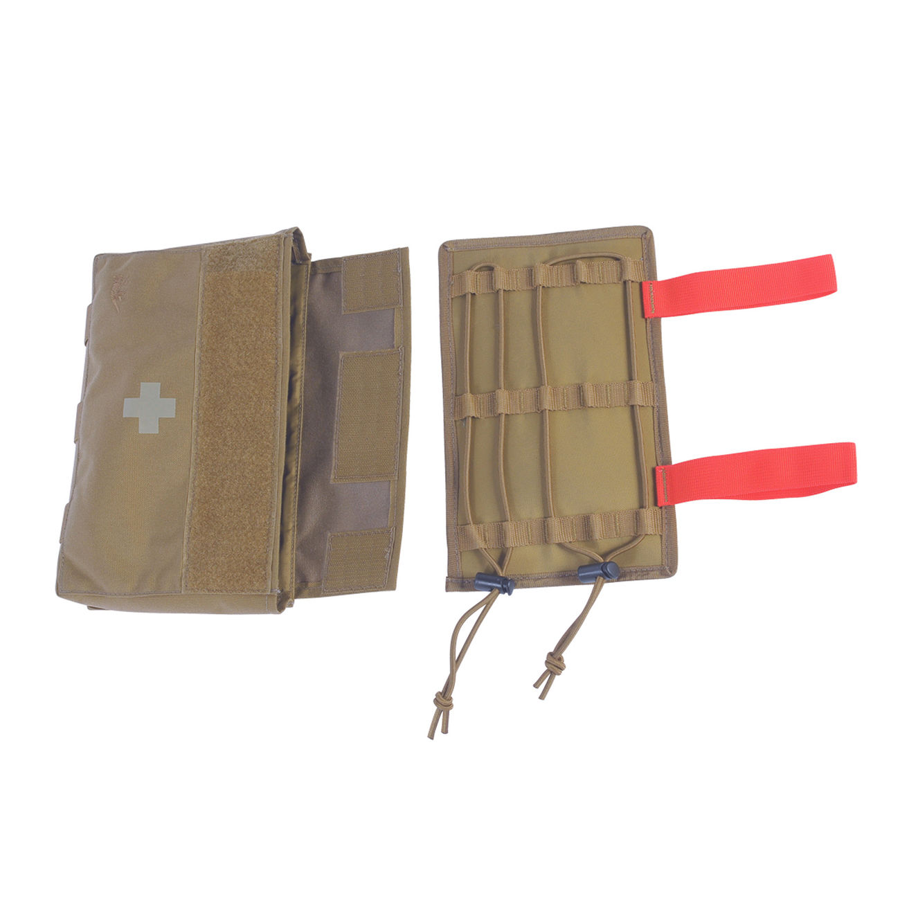 TT IFAK Pouch coyote brown 2