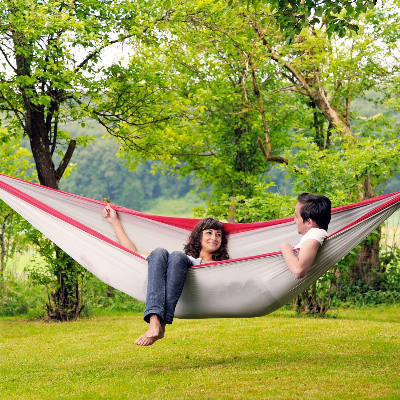 amazonas h ngematte silk traveller xxl kotte zeller. Black Bedroom Furniture Sets. Home Design Ideas