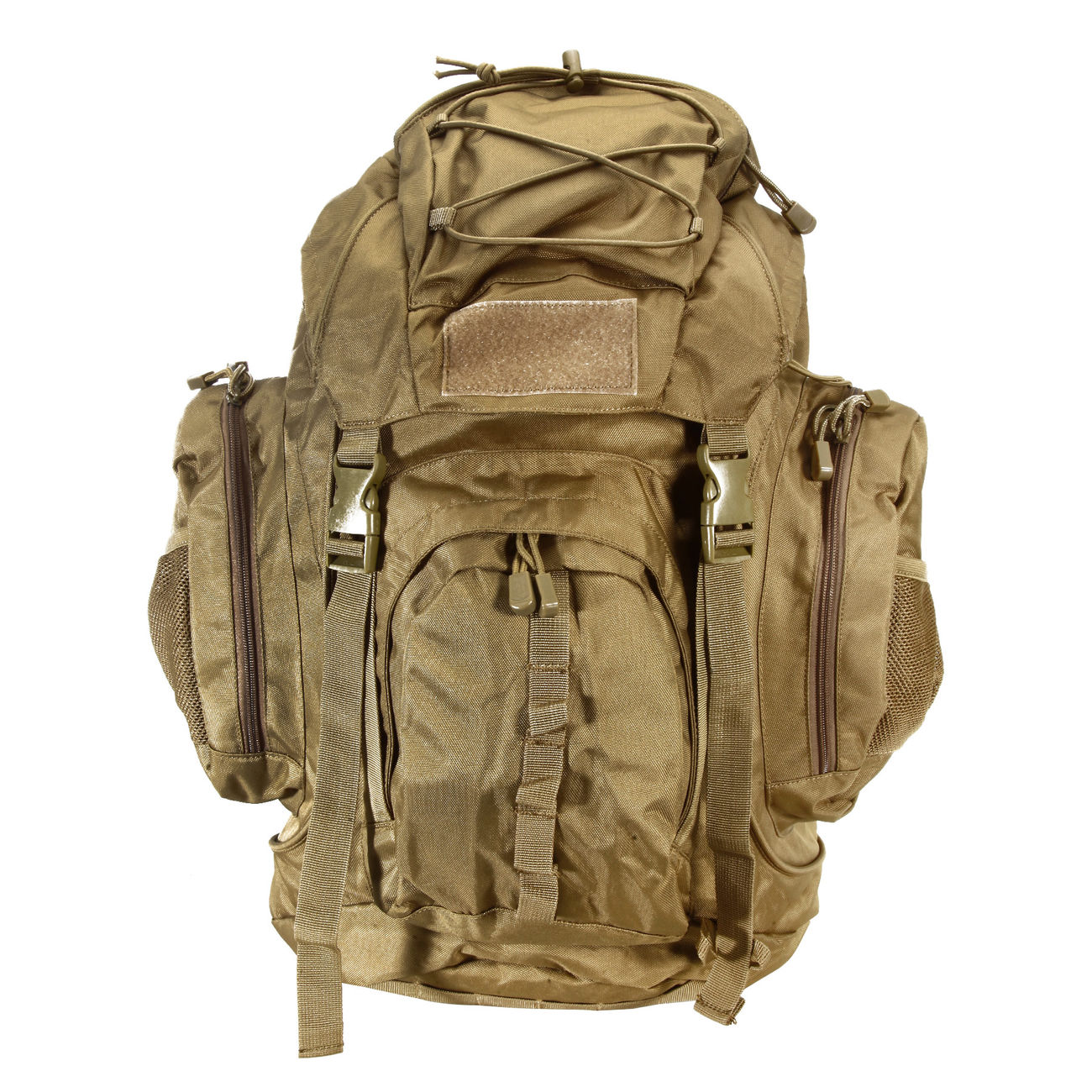 Defcon 5 Tactical Assault Rucksack Hydro 50L coyote tan 0