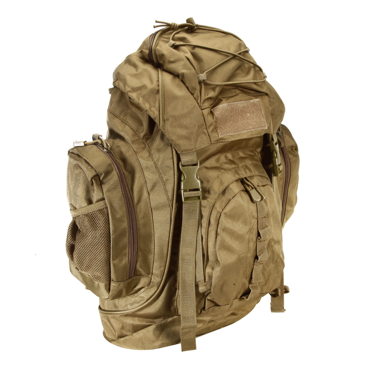 Defcon 5 Tactical Assault Rucksack Hydro 50L coyote tan 1