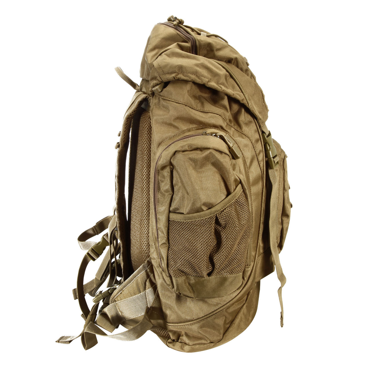 Defcon 5 Tactical Assault Rucksack Hydro 50L coyote tan 3