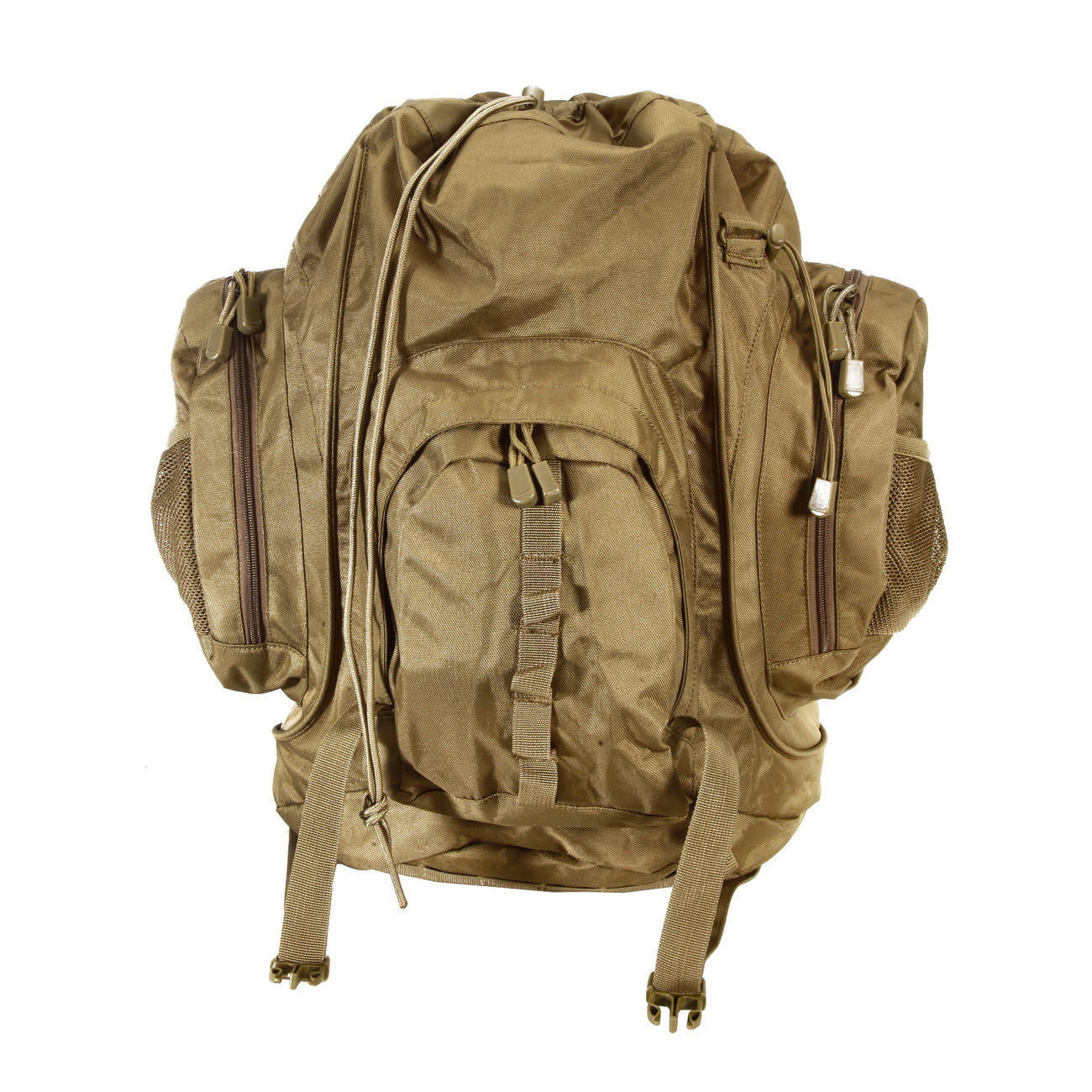 Defcon 5 Tactical Assault Rucksack Hydro 50L coyote tan 5