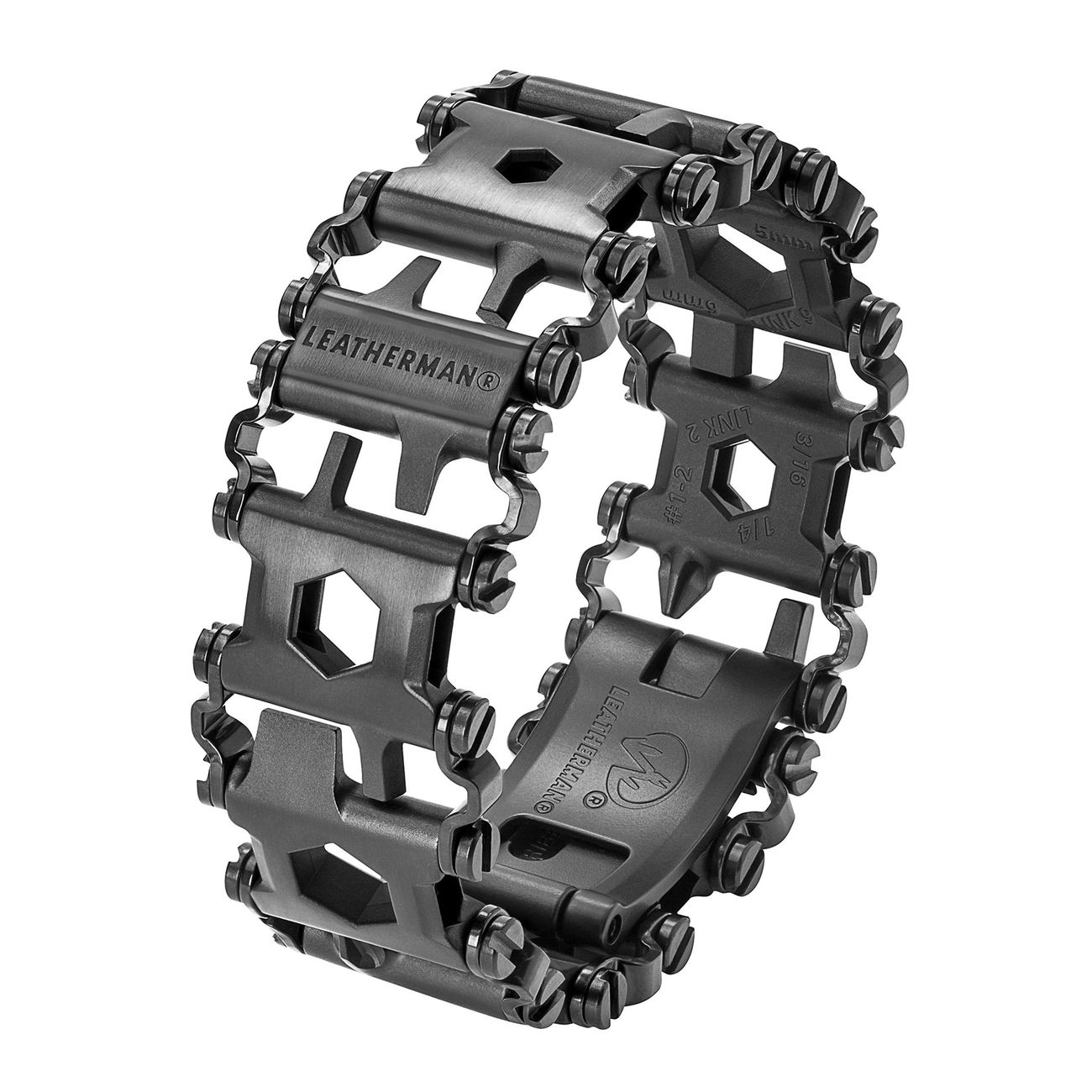 Leatherman Tread Multitool Armband schwarz 0