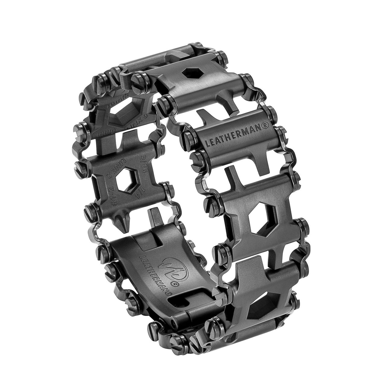 Leatherman Tread Multitool Armband schwarz 3