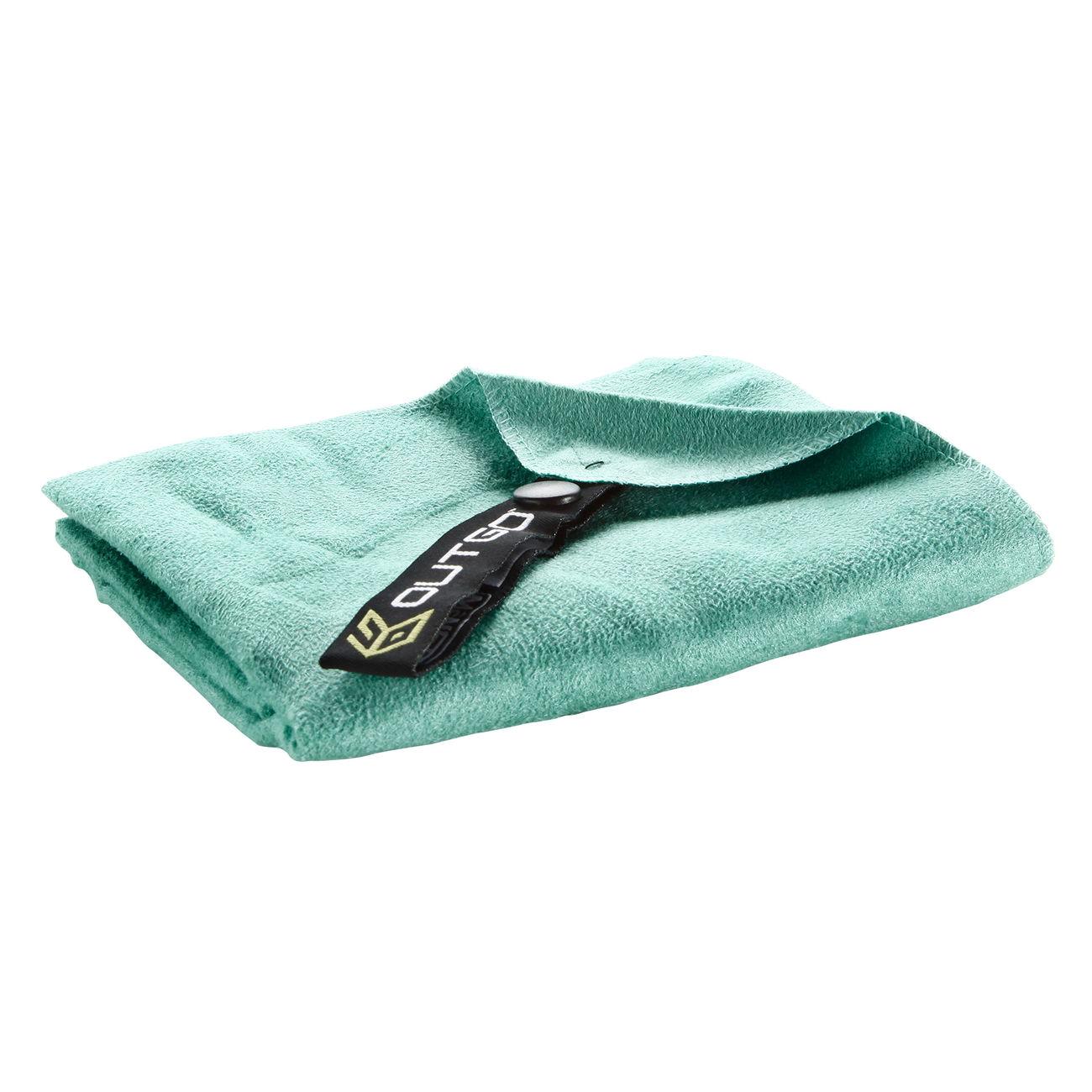 mcnett outgo handtuch microfaser gr n g nstig kaufen kotte zeller. Black Bedroom Furniture Sets. Home Design Ideas