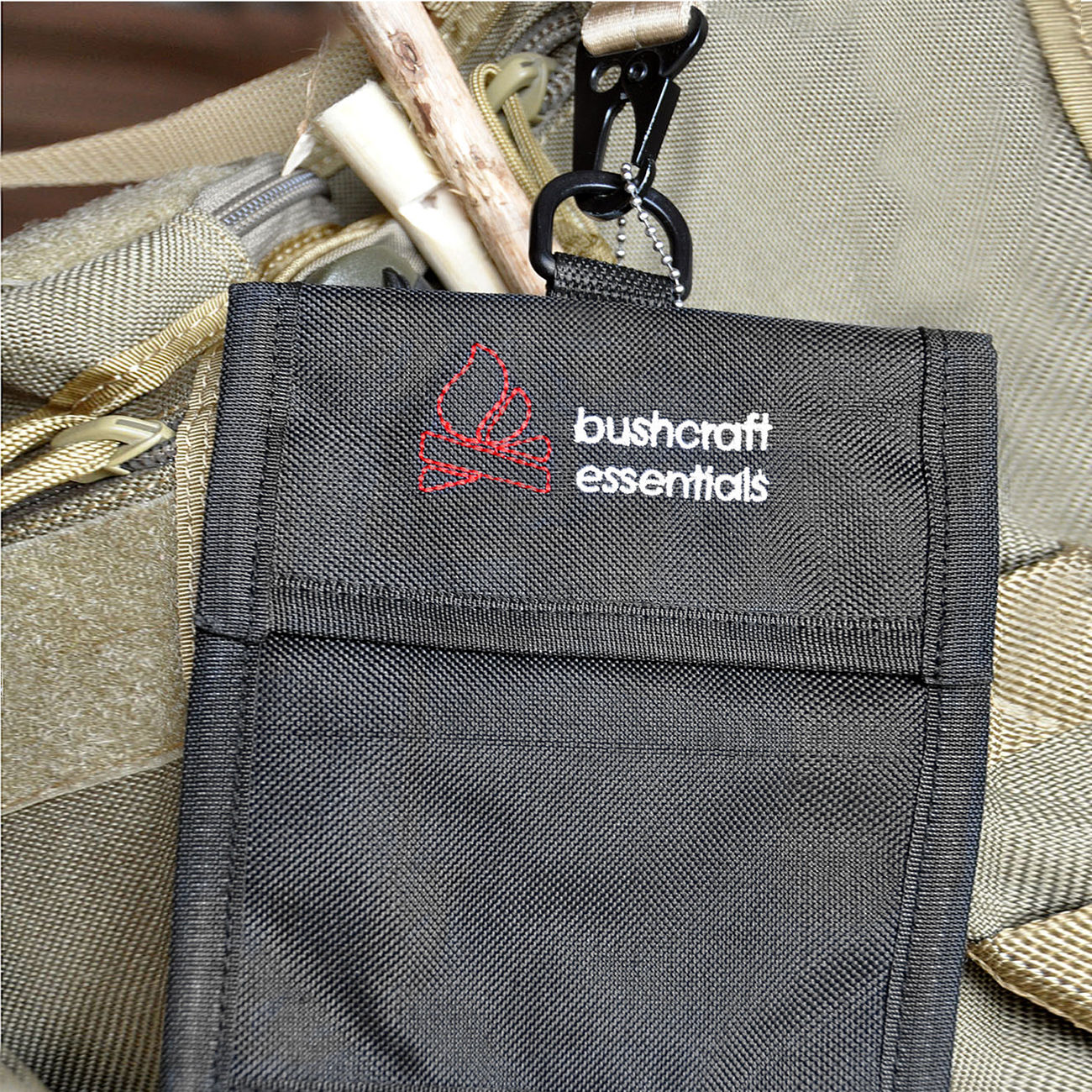 Bushcraft Essentials Outdoor-Tasche für Bushbox TI UL 1