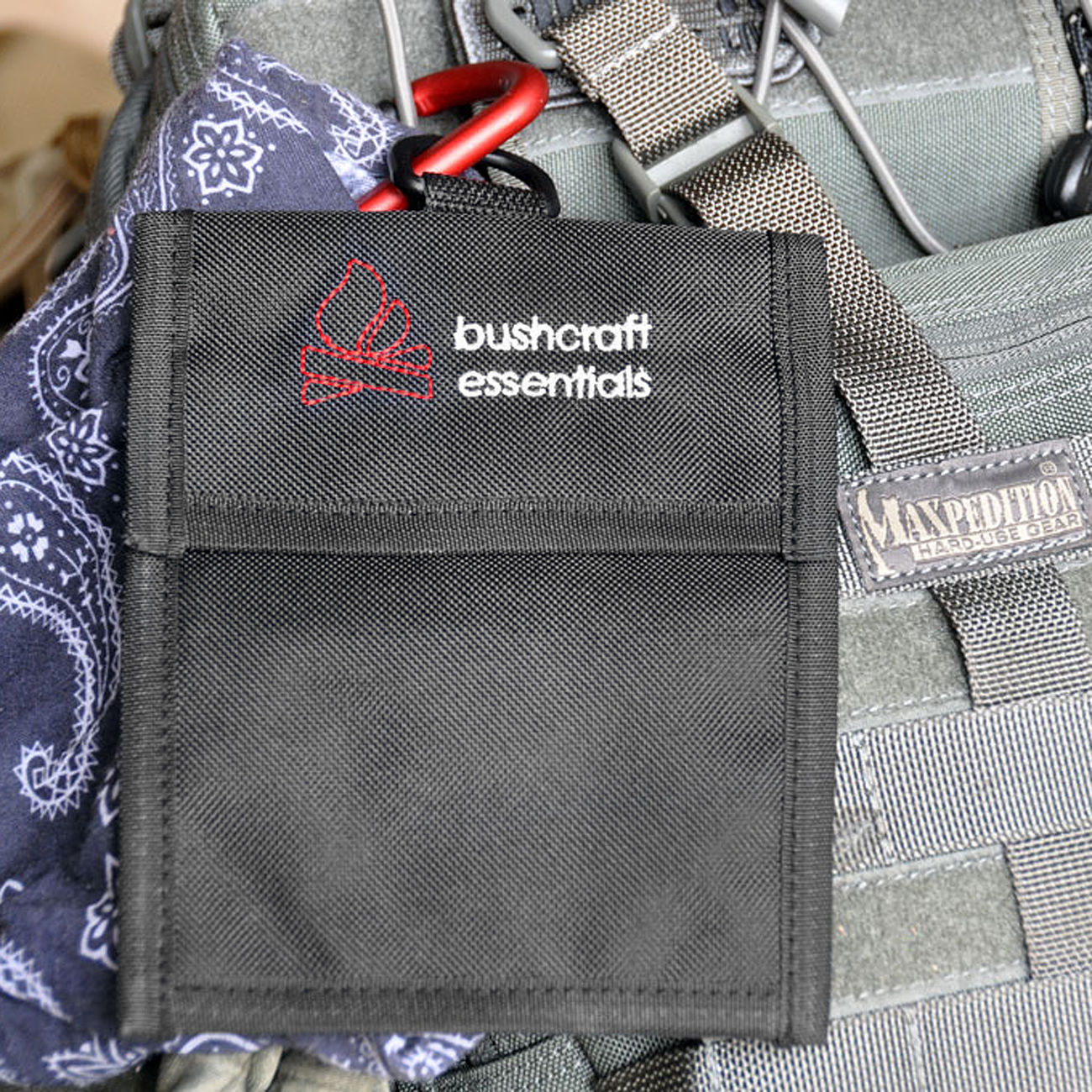 Bushcraft Essentials Outdoor-Tasche für Bushbox TI UL 3