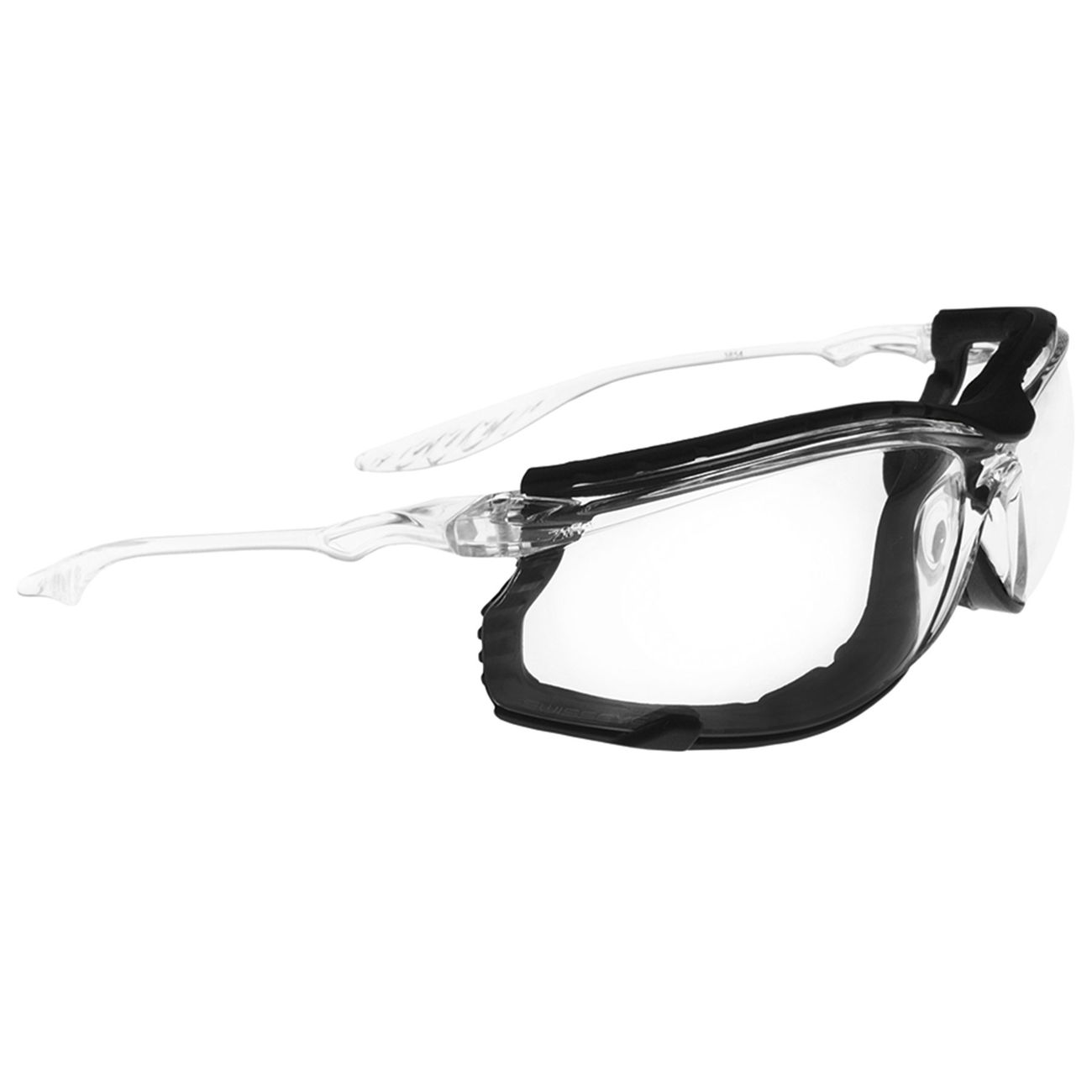 Swiss Eye Brille Tactical Sandstorm Clear 0