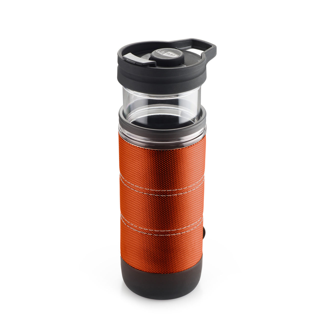 GSI Kaffeepresse Commuter Java Press orange 0
