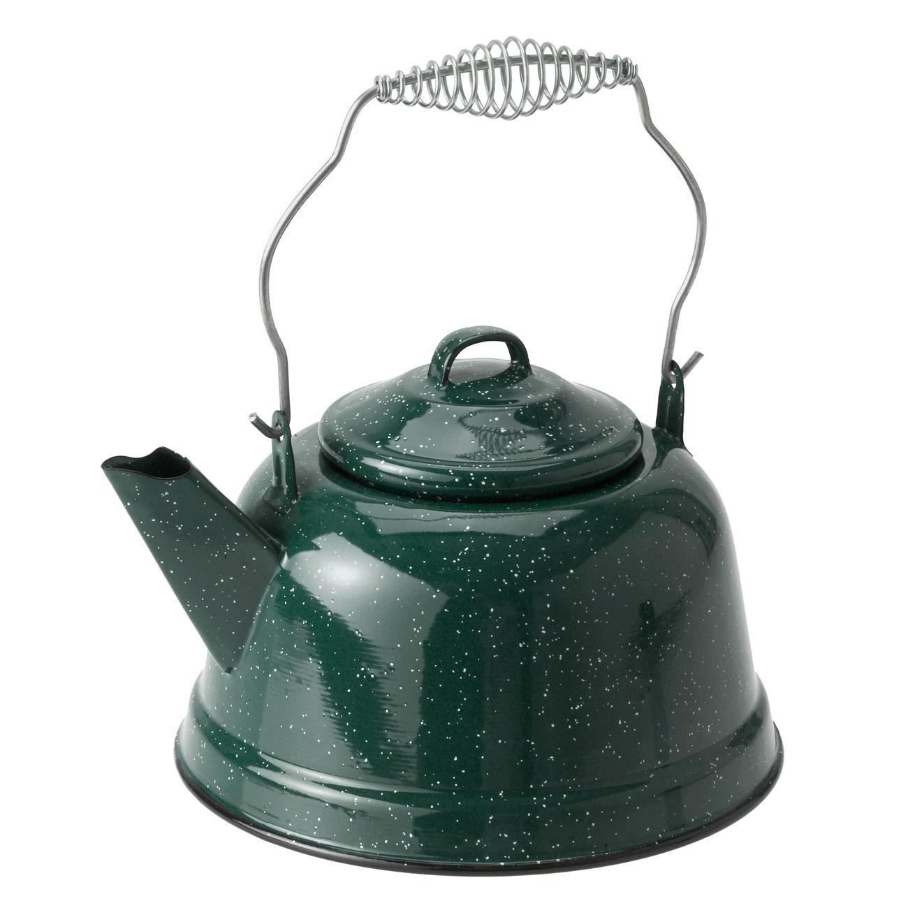 GSI Teekessel Emaille 2,3 Liter grün günstig kaufen - Kotte & Zeller