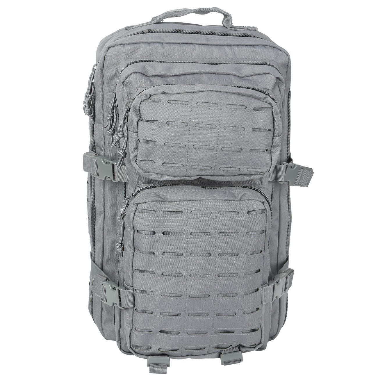 Mil-Tec Rucksack US Assault Pack Laser Cut large 36L Urban grey 6