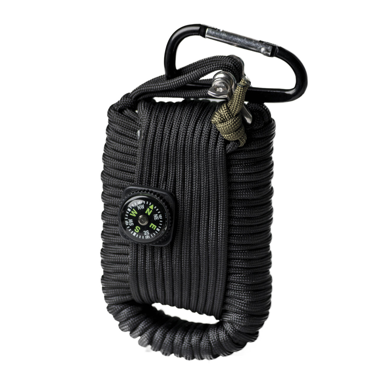 Mil-Tec Paracord Survival Kit large schwarz 2