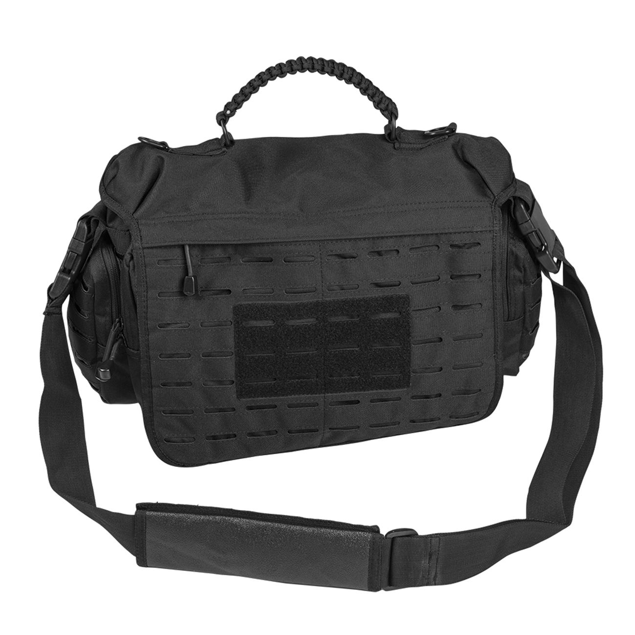 Mil-Tec Tactical Paracord Bag Large schwarz 0