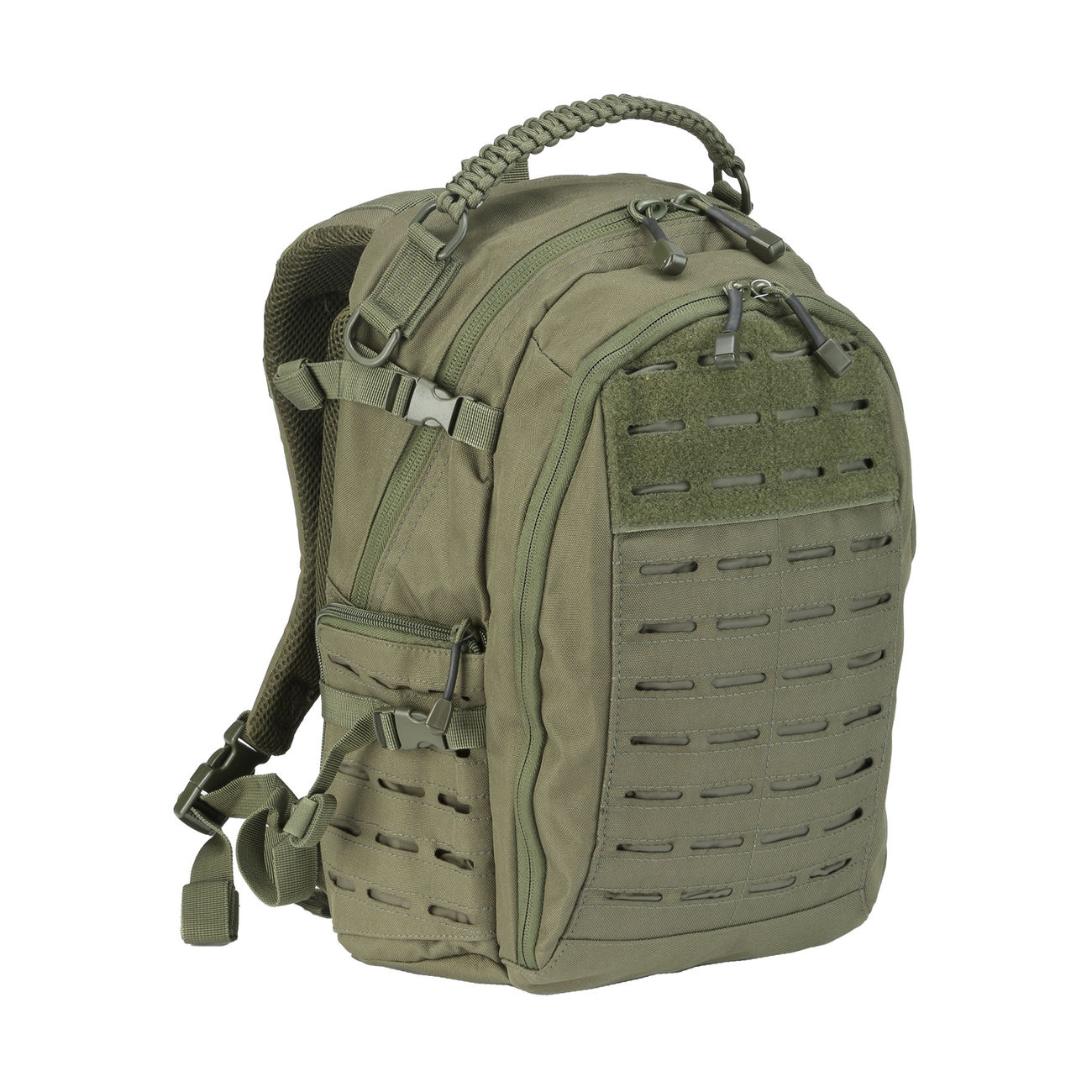Mil-Tec Rucksack Mission Pack Laser Cut Small oliv 0