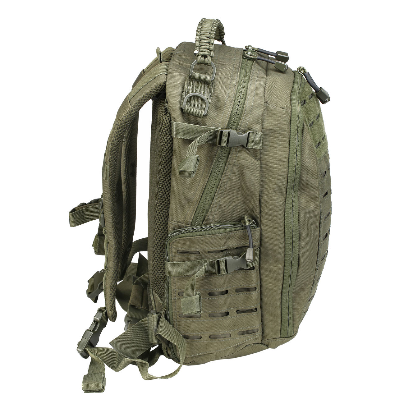 Mil-Tec Rucksack Mission Pack Laser Cut Small oliv 1