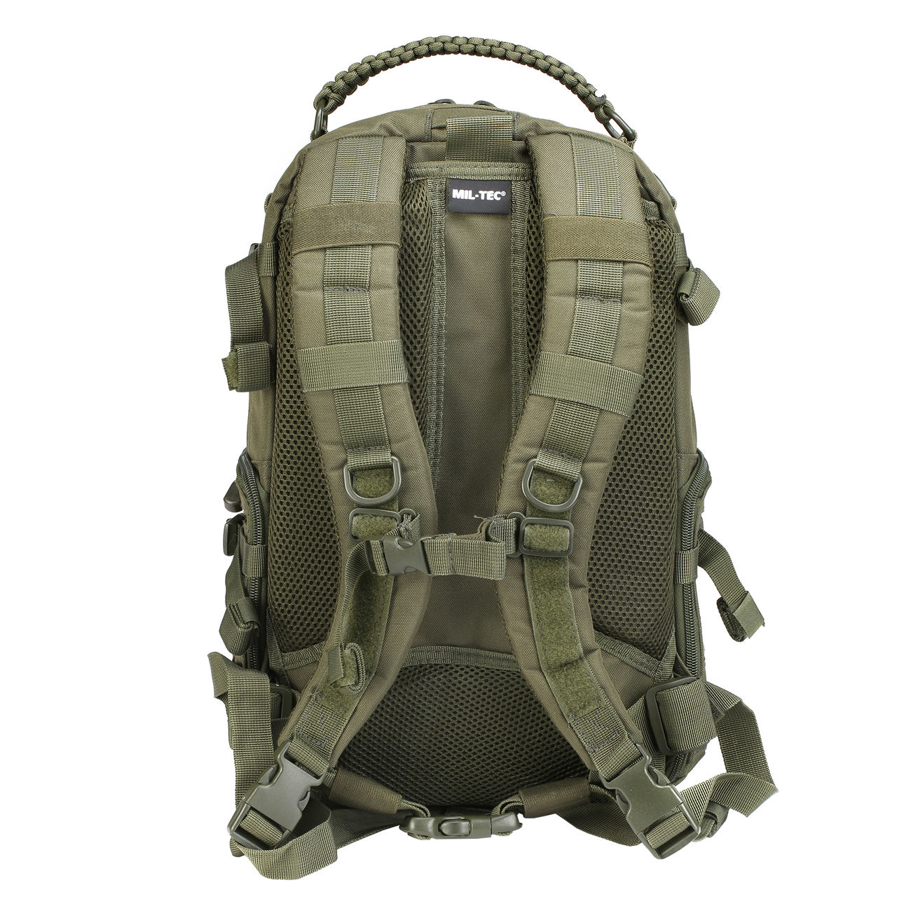Mil-Tec Rucksack Mission Pack Laser Cut Small oliv 2