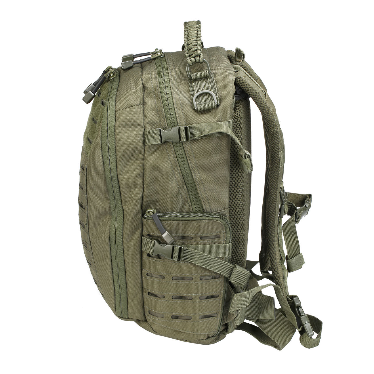 Mil-Tec Rucksack Mission Pack Laser Cut Small oliv 4