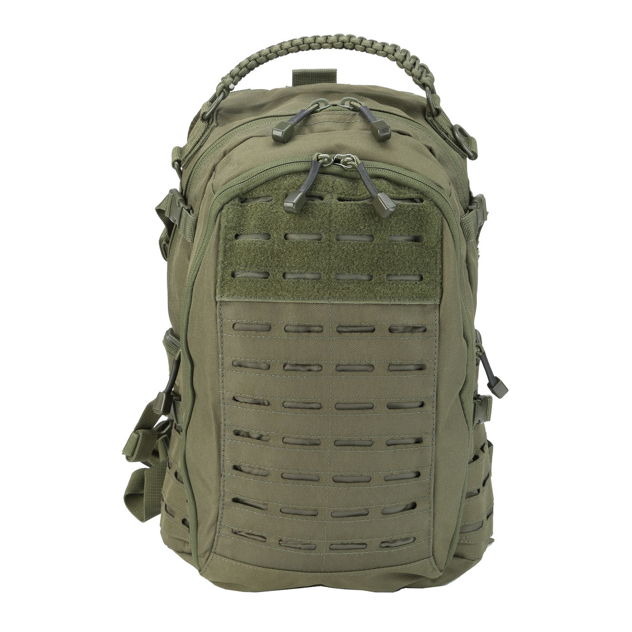 Mil-Tec Rucksack Mission Pack Laser Cut Small oliv 5