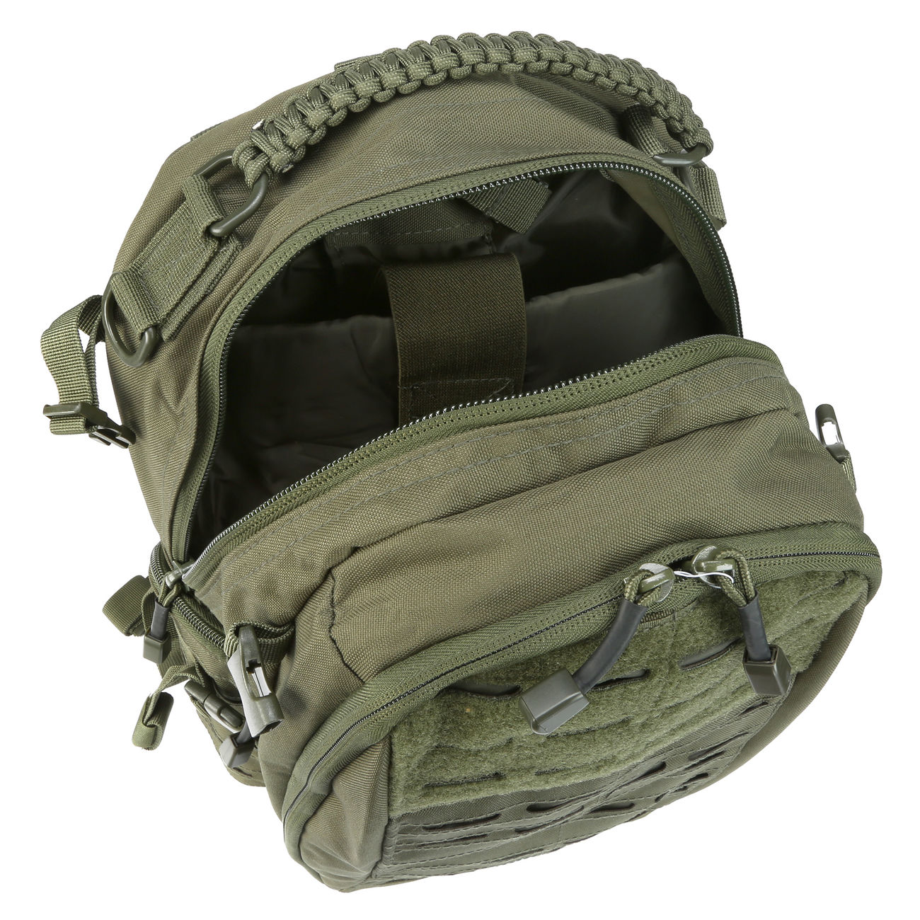 Mil-Tec Rucksack Mission Pack Laser Cut Small oliv 6