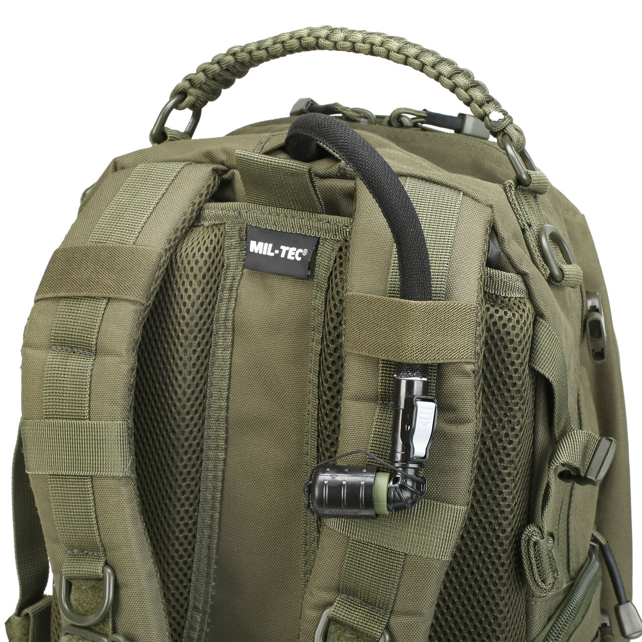 Mil-Tec Rucksack Mission Pack Laser Cut Small oliv 8