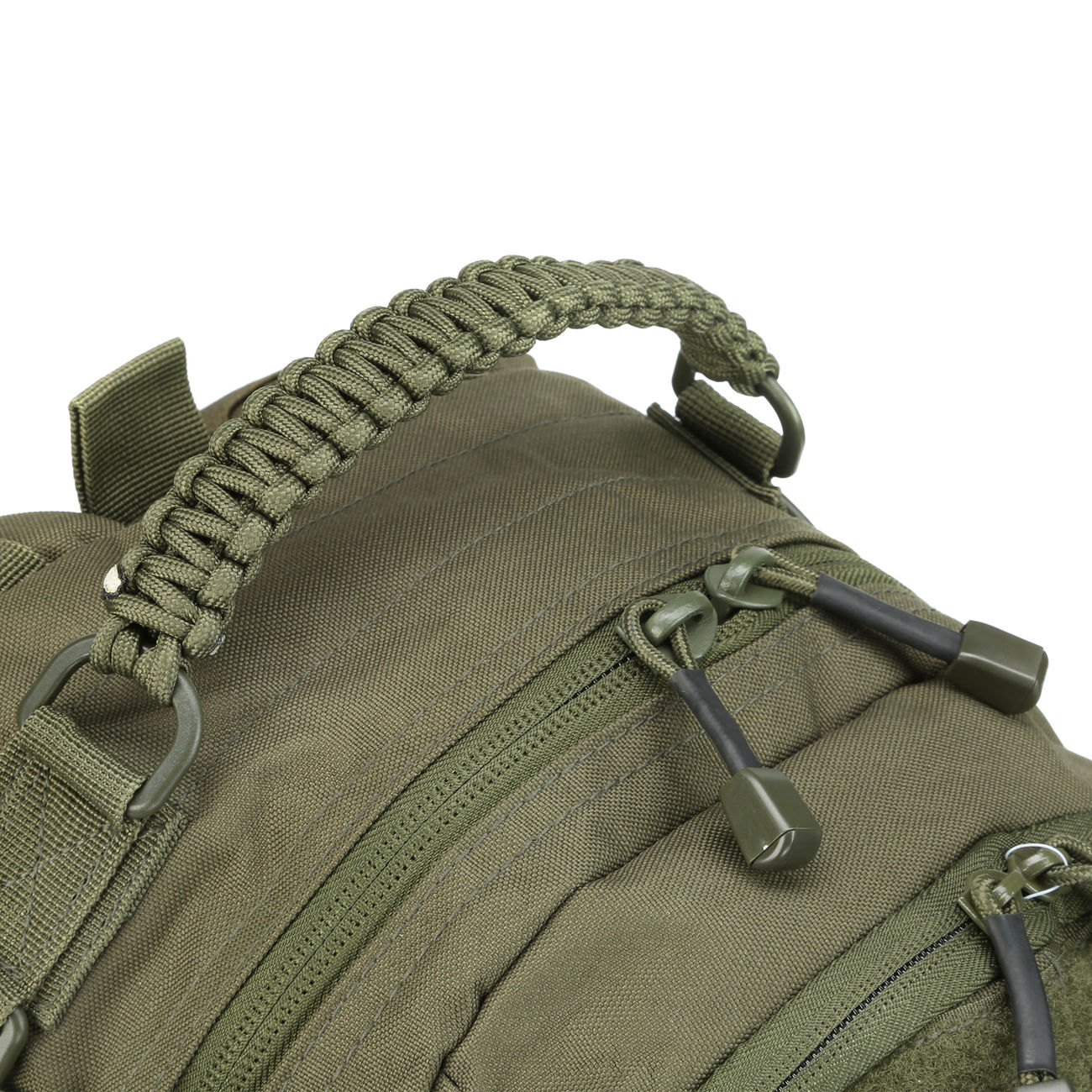 Mil-Tec Rucksack Mission Pack Laser Cut Small oliv 9