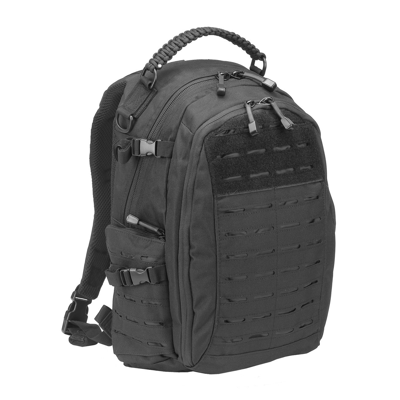 Mil-Tec Rucksack Mission Pack Laser Cut Small schwarz 0