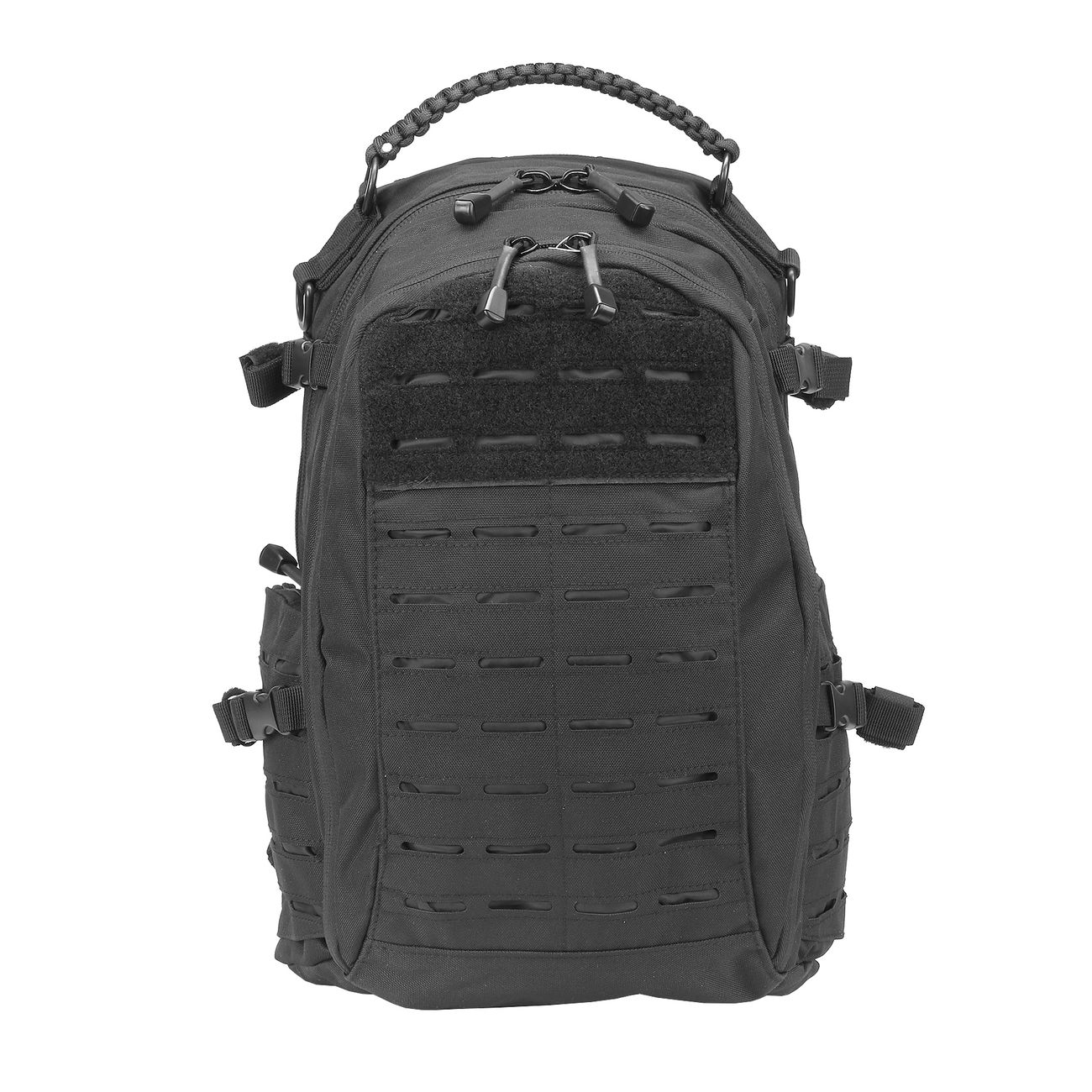 Mil-Tec Rucksack Mission Pack Laser Cut Small schwarz 5