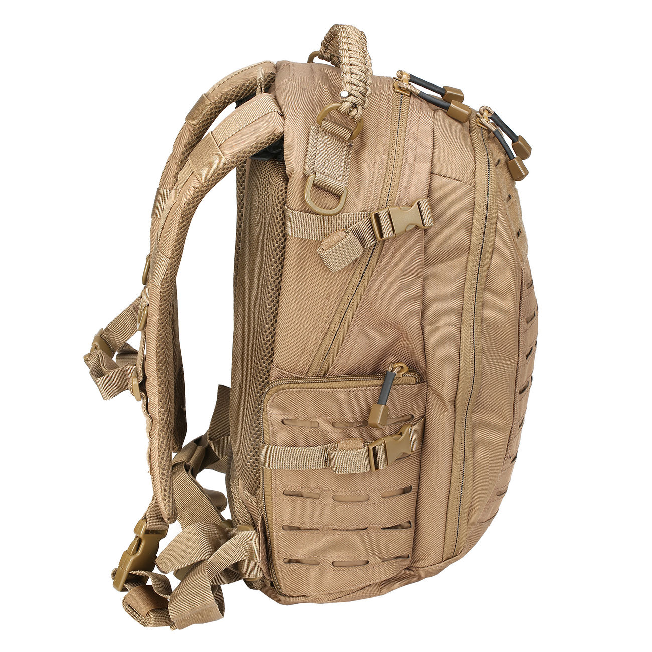 3c7547f5eb764 Mil-Tec Rucksack Mission Pack Laser Cut Small dark coyote günstig ...