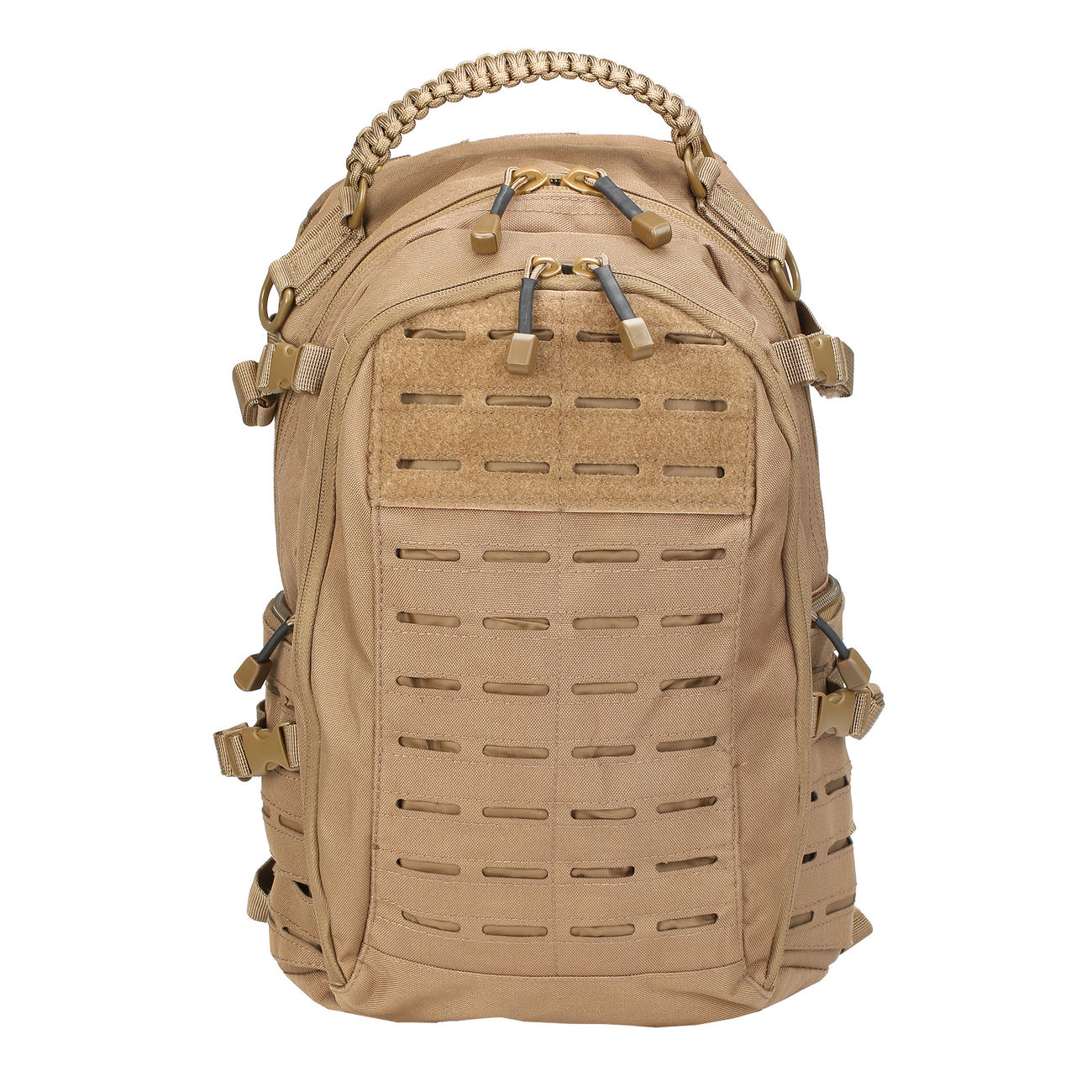 Mil-Tec Rucksack Mission Pack Laser Cut Small dark coyote 5