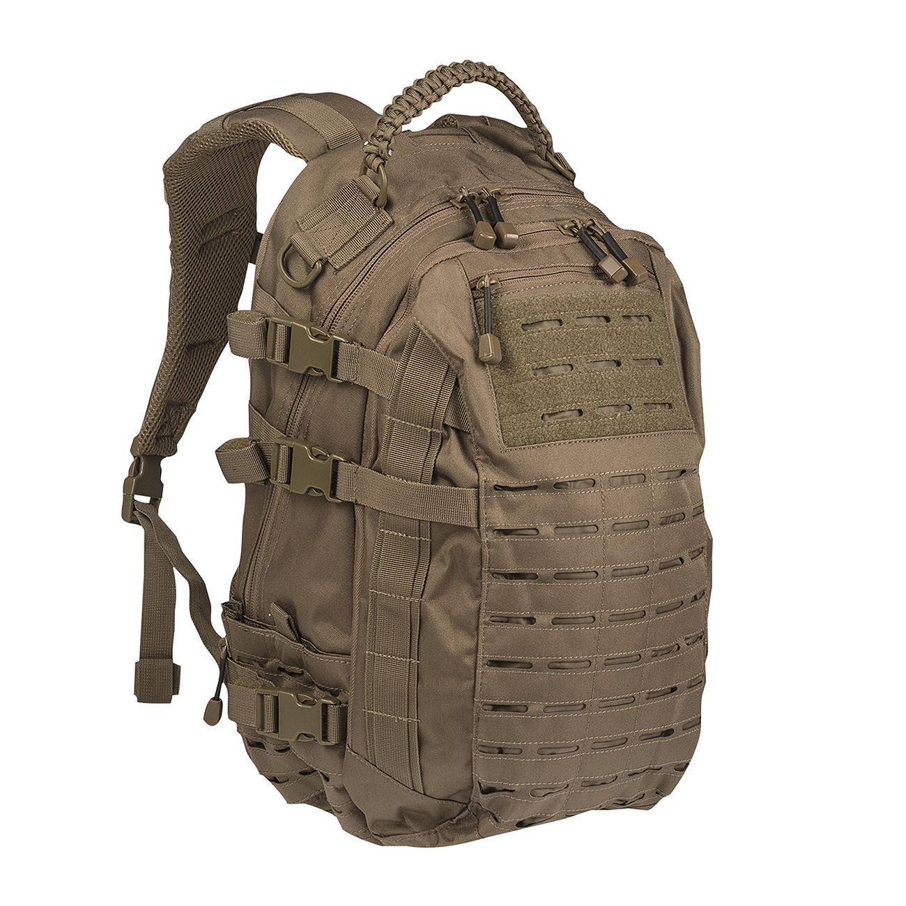 01a694404b136 Mil-Tec Rucksack Mission Pack Laser Cut Large dark coyote günstig ...